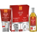 VLCC Shape Up Hips,Thighs And Arms Shaping Gel And Slimming Oil Kit -200ml